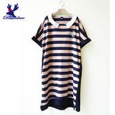 American Bluedeer-雙色橫紋洋裝