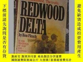 二手書博民逛書店redwood罕見deltaY182140 ron flesch