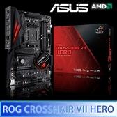 ASUS 華碩 ROG CROSSHAIR VII HERO 電競 主機板 / X470 晶片 AM4 (RYZEN)