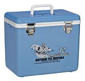 12L休閒冰箱 行動冰桶 釣魚 保冰桶 保溫桶 露營用 夏日 小冰箱 TH-120 [百貨通]