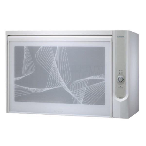 【南紡購物中心】櫻花【Q-600CW】懸掛式臭氧殺菌烘碗機60cm烘碗機白色