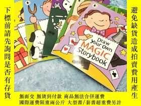 二手書博民逛書店Draw罕見Your Own Storybooks 5 book