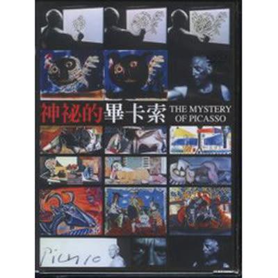 神秘的畢卡索DVD