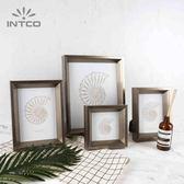 北歐金屬質感創意相框擺台掛墻正方形4寸照片框 6 7 10寸裝裱畫框年貨慶典 限時鉅惠