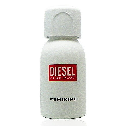 Diesel Plus Plus Feminine 牛奶瓶女性淡香水 75ml