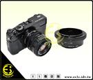 ES數位館 專業級 Canon FD 系列鏡頭轉Fuji X-Pro 1 X 系列 機身 專用 機身鏡頭 轉接環 KW72