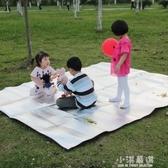 防潮墊戶外防水防潮野餐墊草地墊子單人雙人多人春游戶外墊鋁膜墊CY『小淇嚴選』