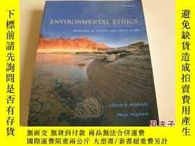 二手書博民逛書店Environmental罕見Ethics【英文原版】Y1786