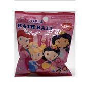 日本 入浴劑 沐浴劑 泡泡球 沐浴球-粉迪士尼公主 (0729) 蘋果香 單入 -超級BABY