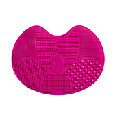 Sigma 刷具清潔墊輕巧版-桃紅 Spa Express Brush Cleaning Mat - WBK SHOP