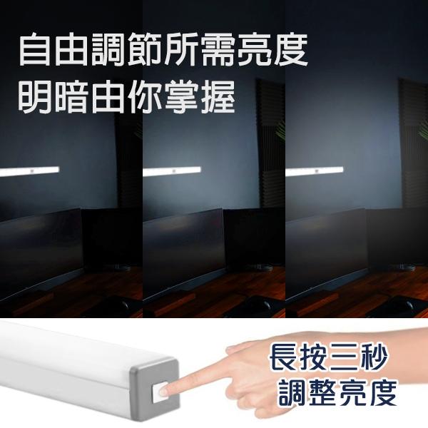 【coni shop】BLADE多功能鋁合金感應燈 50cm 現貨 當天出貨 冷光系 台灣公司貨 磁吸式燈條 充電式燈管