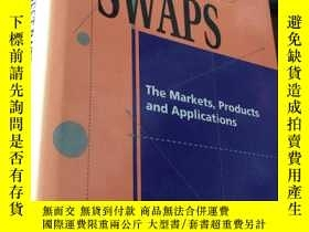 二手書博民逛書店INTEREST罕見RATE & CURRENCY SAWAPS (Ravi E. Dattatreya)Y5