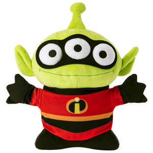 HOLA 迪士尼系列 三眼怪變裝玩偶系列 超能先生角色款 超人特攻隊 玩具總動員