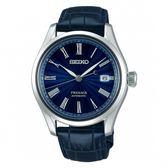SEIKO精工Presage七寶琺瑯限量機械腕錶三針款SPB075J1