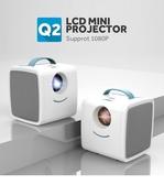 現貨 投影機兒童Q2VS YG300 無線娛樂手機家用mini投影儀高清1080P