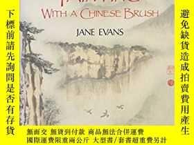 二手書博民逛書店Landscape罕見Painting with a Chine