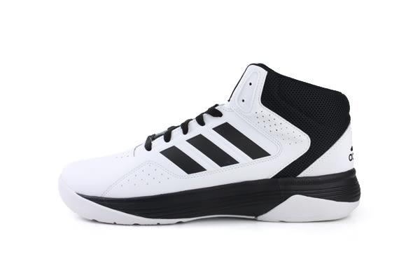 adidas CLOUDFOAM ILATION MID 運動鞋 籃球鞋 舒適 避震 透氣 男鞋 白x黑 AW4657 no373