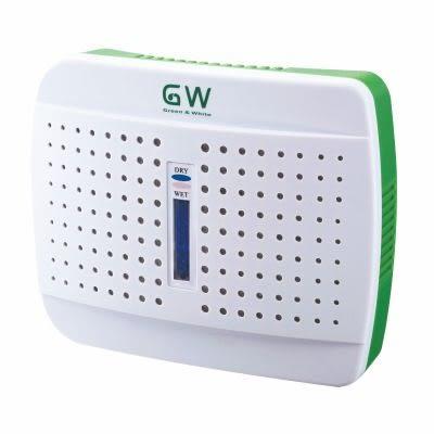GW 水玻璃無線式迷你除濕機 E-333 小空間專用 吸濕量120c.c.