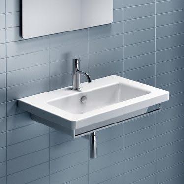 【麗室衛浴】義大利 CATALANO New Light 系列 方型掛盆、檯上盆 62LI 62*48CM
