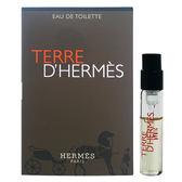 Hermes Terre D''Hermes 愛馬仕 Hermes 大地男性淡香水 2ml
