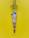 【震撼精品百貨】Peko 不二家牛奶妹~不二家壓克力吊飾-傘型藍色#63292