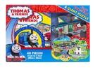 找找看拼圖遊戲書 (外文書) Thomas