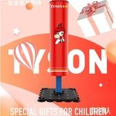 兒童拳擊沙袋不倒翁立式小孩家用吊式散打沙包跆拳道健身訓練器材 PA6891『紅袖伊人』