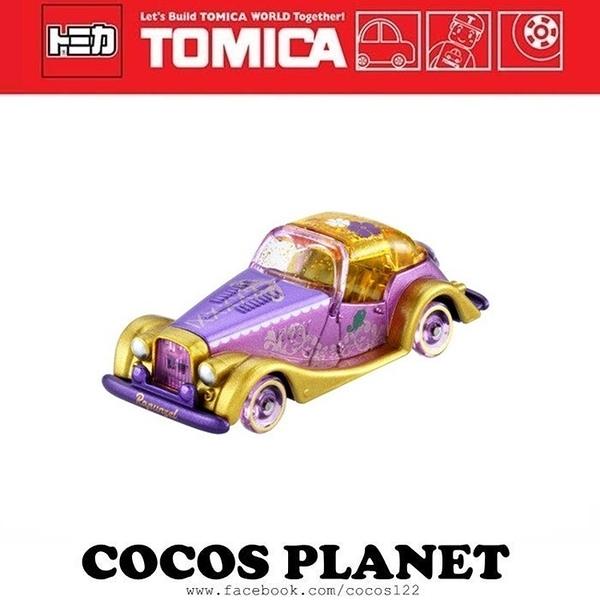 TOMICA 多美小汽車 特仕車 迪士尼 長髮公主老爺車 日本7-11限定 小汽車 COCOS TO175