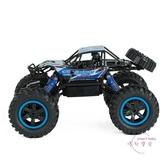 玩具 模型遙控車34cm攀爬車四驅大腳越野車充電車模型兒童男孩  【快速出貨】