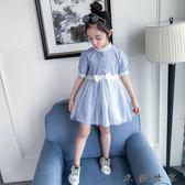兒童演出服裝兒童節表演服蓬蓬裙子