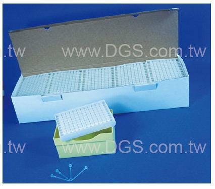《Kartell》微量吸管尖 盒 0.5-10ul 0.5-10ul Micropipette Tip