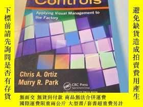 二手書博民逛書店Visual罕見Controls: Applying Visual Management to the Facto