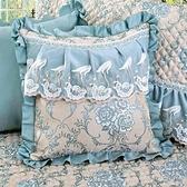 靠枕沙發靠背墊含芯臥室家用現代簡約抱枕靠墊 客廳【新年快樂】2