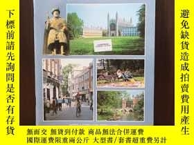 二手書博民逛書店A罕見Jarrold Guide to the University City of Cambridge 劍橋大學