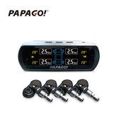 【旭益汽車百貨】PAPAGO! TireSafe S60I 無線太陽能胎壓偵測器-胎內式