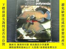 二手書博民逛書店Fishes罕見of PolynesiaY443410 Raymond Bagnis ··· [et al.]