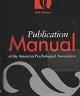 二手書R2YBb《Publication Manual of the Ameri