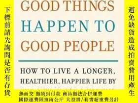 二手書博民逛書店Why罕見Good Things Happen To Good People-為什麽好事會發生在好人身上Y43