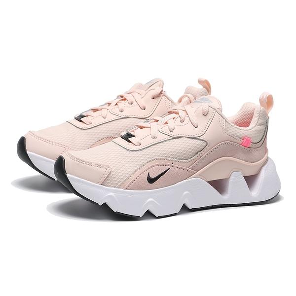 (偏小建議大半號) NIKE 休閒鞋 WMNS RYZ 365 II 裸粉 鋸齒 孫芸芸 運動 女 (布魯克林) CU4874-800