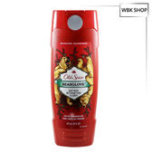 Old Spice 歐仕派 男性沐浴乳-野性系列 #棕熊 Bearglove 473ml Old Spice Body Wash - WBK SHOP