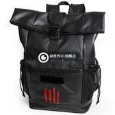 後背包歐美街頭潮牌背包大容量雙肩包戶外旅行登山包電腦學生書包