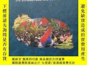 二手書博民逛書店英文原版罕見A HALF DECADE OF PEACE PROCESS (2005-2010) ITS CHAL