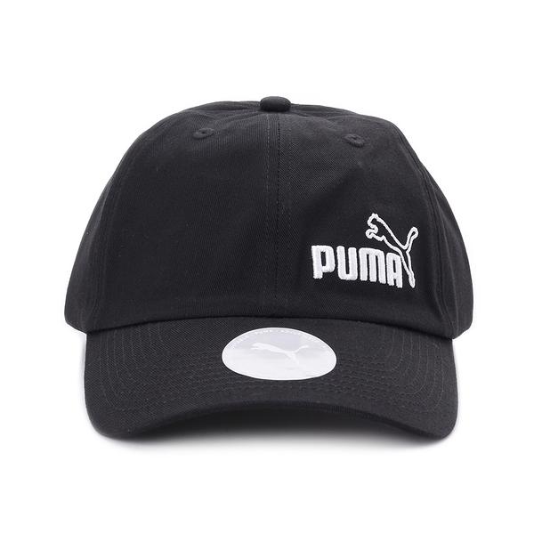 PUMA 鏤空電繡棒球帽 黑 022543-02