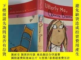 二手書博民逛書店utterly罕見me, Clarice bean 完全是我,克拉麗絲·比恩Y200392