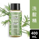 Love Beauty & Planet 澳大利亞茶樹淨化舒活洗髮精 400ML