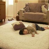 現代房間床邊毛地毯臥室滿鋪可愛家用榻榻米地毯客廳茶幾地毯定制WY 【好康八九折】