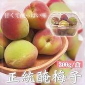【果之蔬-全省免運】手作醃桃子X4盒(300g±10%/盒)