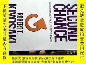 二手書博民逛書店Second罕見Chance:for Your Money, Your Life and Our WorldY