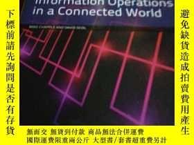 二手書博民逛書店罕見Cyberwarfare;Information,Opera