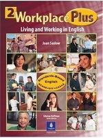 二手書博民逛書店《Workplace Plus, Level 2 (Studen